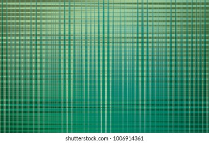 Colorful abstract drawing - background is partially blurred.