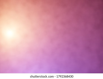 Colorful Abstract Nebula Cosmos Background