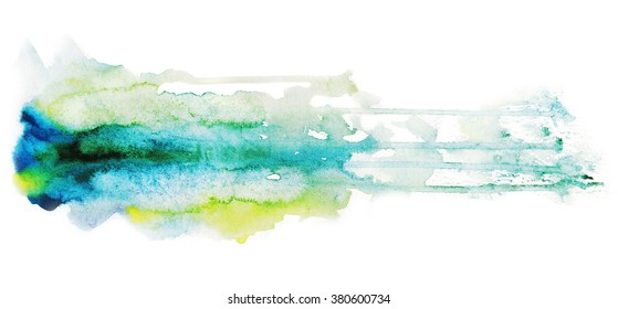 colorful abstract watercolor background.  Abstract watercolor splash. Watercolor drop.