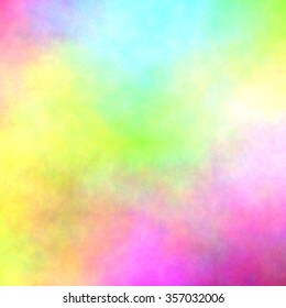 colorful background - abstract watercolor pattern