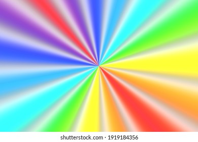 Colorful Basic Patterns 2D rendering