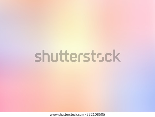 colorful blurred background