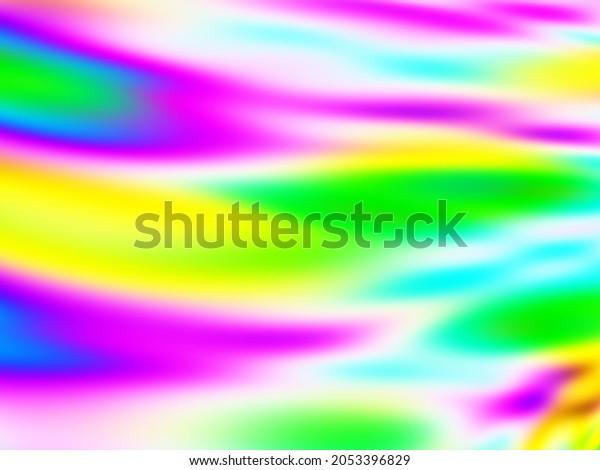 Colorful crazy phone wallpaper design