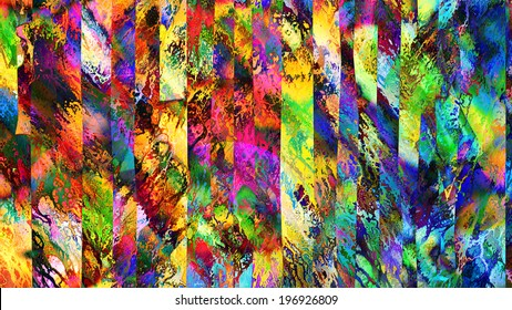colorful details background
