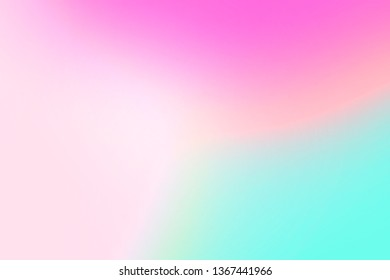 colorful gradient abstract for graphic or web design background, modern and playful concept