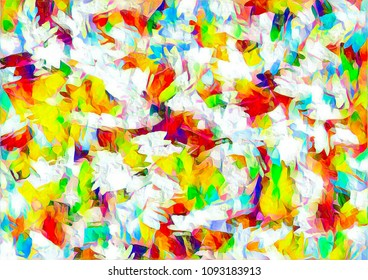 colorful gradient color abstract background with rough paper texture