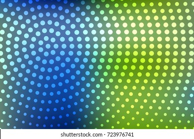 Colorful halftone background (super high resolution)