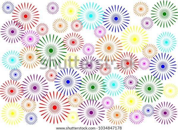 Colorful Multi Color Texture | Royalty-Free Stock Image