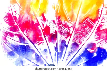 Colorful paint background.Abtract colorful background.