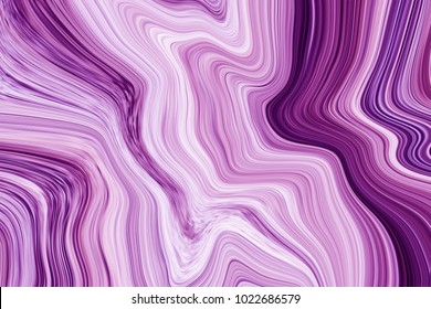 Colorful paintings of marbling, pink marble ink pattern texture abstract background. Can be used for background or wallpaper