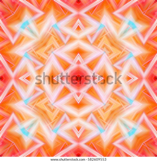 Colorful pattern for textile and design