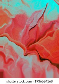 colorful patterns on an abstract background