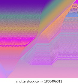 colorful pixelated texture gradient background