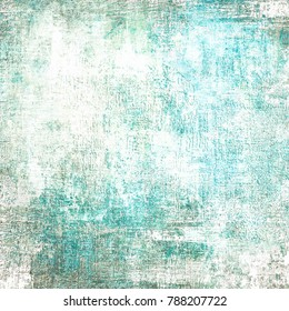 Colorful Seamless Grunge Pattern. Abstract Messy Painted Antique Texture. Modern Futuristic