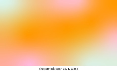 Colorful and sherbet color gradient wallpaper. Illustration of background material