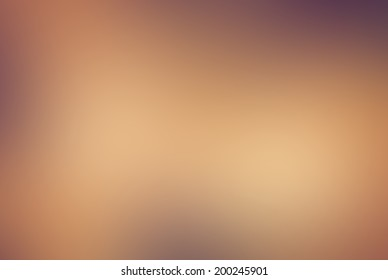 colorful sky after sunset, background color gradient from orange to magenta