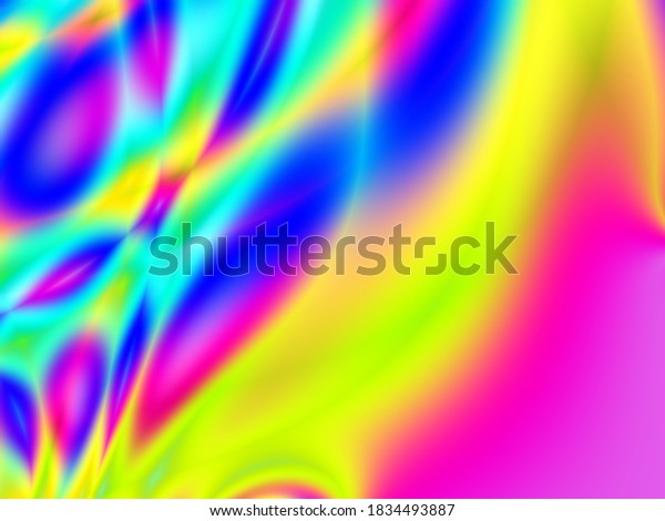 Colorful summer background art abstract fun pattern