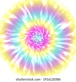 Colorful Tie Dye pattern, background