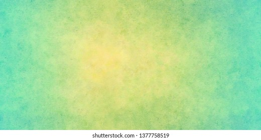 Colorful watercolor hand-painted art illustration : abstract art background (Tiles seamless, High-resolution 2D CG rendering illustration)