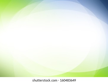 Colorful wave abstract gradient background