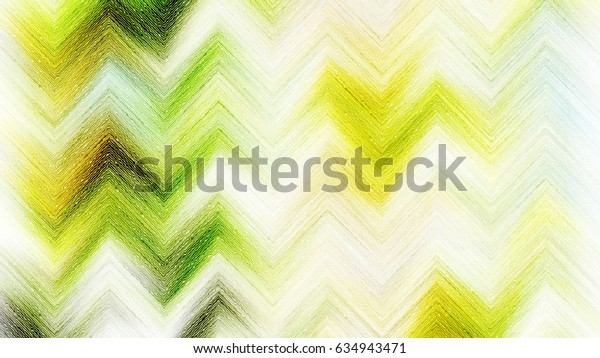 Colorful zigzag striped pattern for background and design