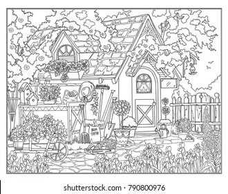 20+ Silhouette Up House Coloring Page