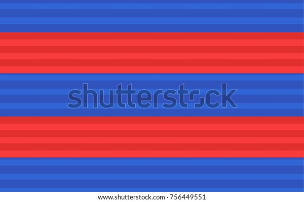 Colors Fc Barcelona Stock Illustration 756449551