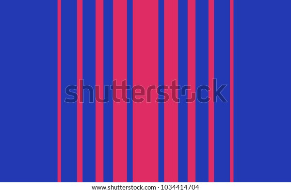 Colors Fc Barcelona Illustration Stock Illustration 1034414704