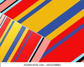 colourful abstract / design