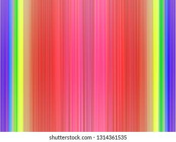 colours parallel vertical lines pattern. abstract vibrant geometric straightness background. elegant illustration for wallpaper theme backdrop decorative or presentation concept design
