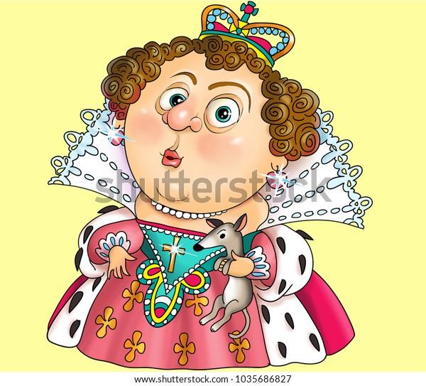 Illustration De Stock De La Caricature Comique Dessin Humoristique Drole 1035686827