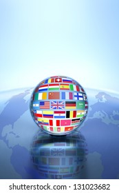 Communication World, Global Commerce