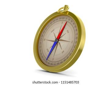 Compass - 3D