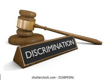 Concept of legal protection from age, sex, and race discrimination