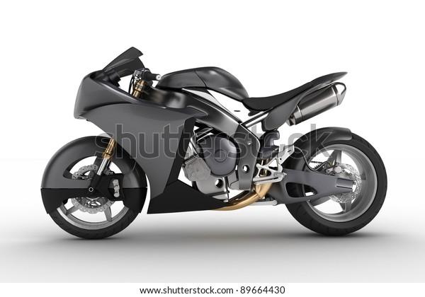 Concept motorbike