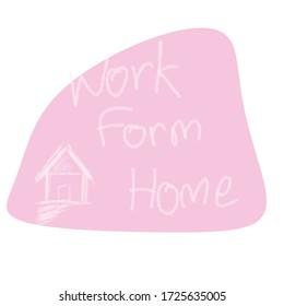Konzeption des Arbeitsformulars Heimzeichnung im Hintergrund