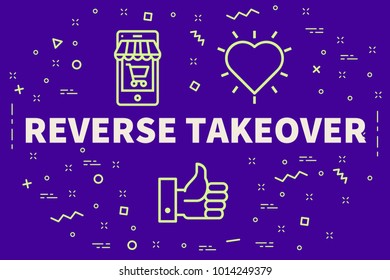 Reverse Takeover Images, Stock Photos & Vectors | Shutterstock