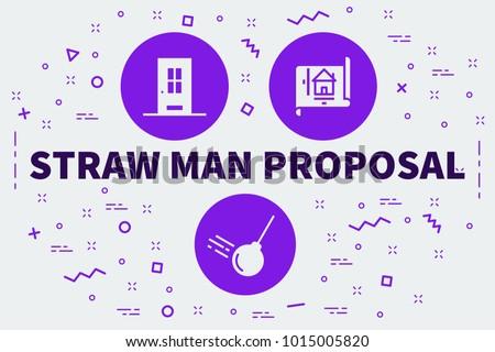 Straw Man Diagram Program Evaluation Electrical Wiring Diagrams
