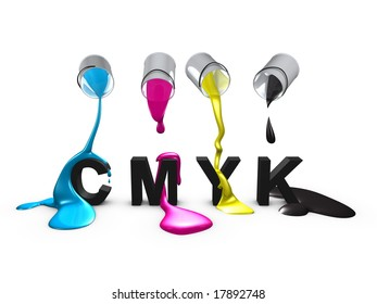 Conceptual, Color code-Cmyk