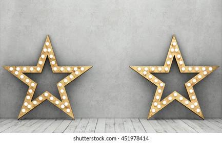 3d Star Light Images Stock Photos Vectors Shutterstock