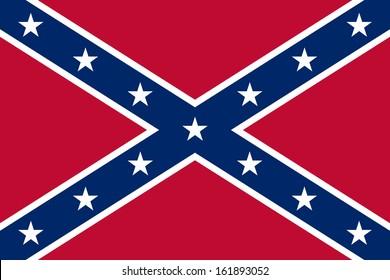 The Confederate flag, Authentic Version