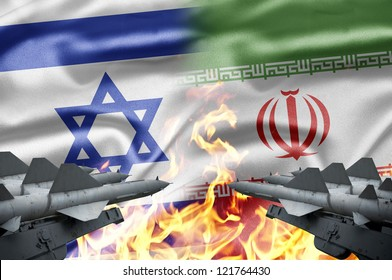 The confrontation between Israel and Iran