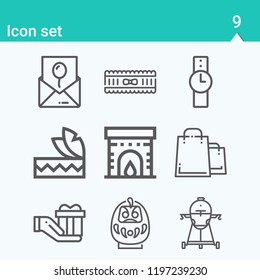 Contains such icons as invitation, bag, watch, garter, headdress, daruma, cooker, gift and more.  1000x1000 pixel perfect.