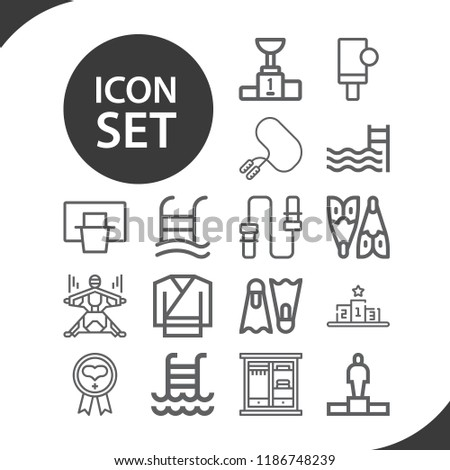 contains such icons jumping rope 450w 1186748239 contains such icons jumping rope martial stock illustration