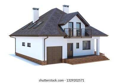 Maison 3d Intérieur Images, Stock Photos & Vectors | Shutterstock