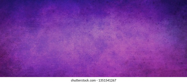 Cool colors of blue purple and pink in grunge texture and border color splash design, abstract vintage paint spatter background