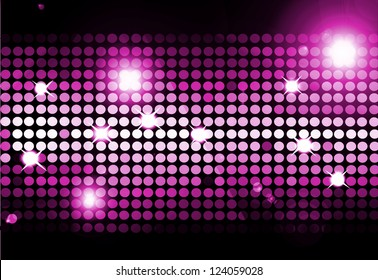 Cool disco background