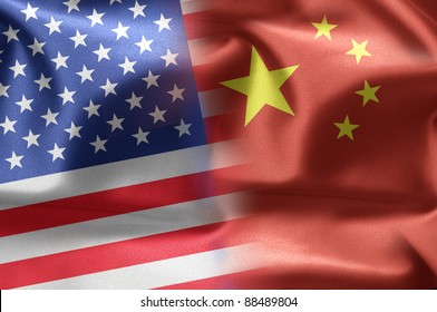 Cooperation between the two countries: the United States and China.