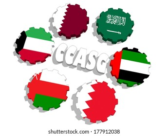 Cooperation Council for the Arab States of the Gulf scheme