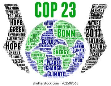 COP 23 in Bonn, Germany
